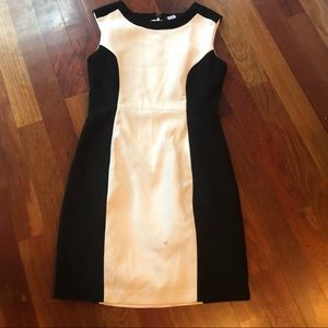 The Limited sheath shift dress
